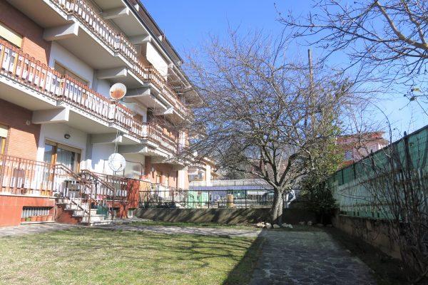 Pizzoli, Corso Sallustio, appartamento duplex ampia metratura